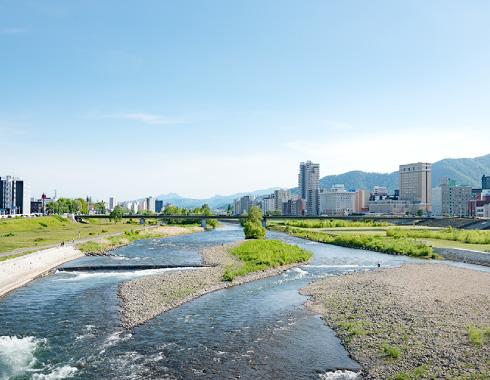 河川事業のイメージ