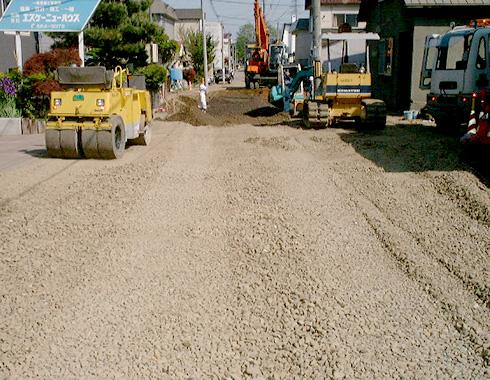道路事業のイメージ